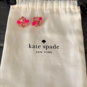 Kate Spade cluster earrings!